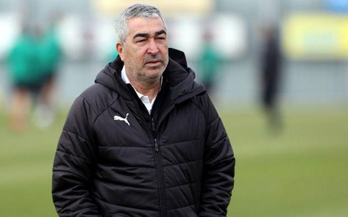 Bursaspor teknik direktörü Samet Aybaba istifa etti