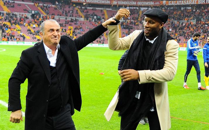 Drogba Galatasaray'a geri mi dönüyor: Bedava oynarım