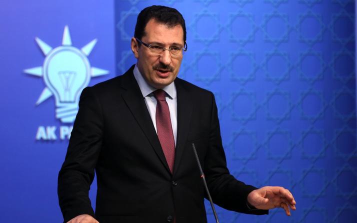 AK Parti'den 'İstanbul' açıklaması: FETÖ de bu işin içinde