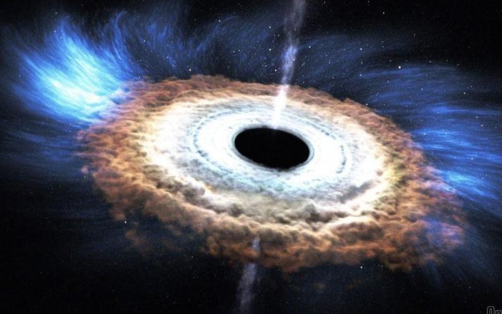 Kara delik nedir görüntüsü nasıl saat 16.00'da ne açıklanacak?