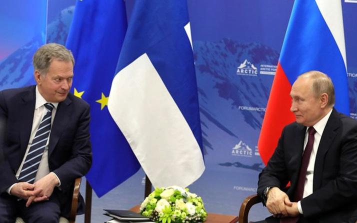 Rusya Devlet Başkanı Vladimir Putin'den tercümana fırça: O bir haydut