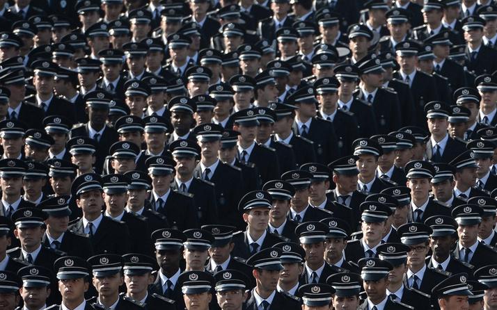 Polis Akademisi polis alımı başvurusu yapma TC ile EGM sayfasına giriş