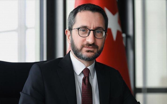 Fahrettin Altun: Terörün kökü kazınacak