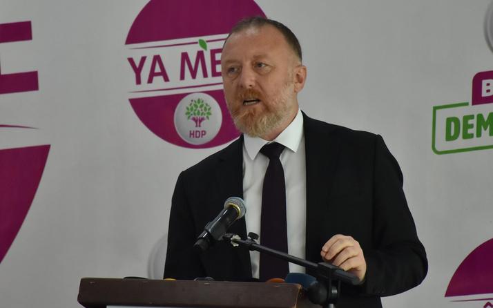 HDP'li Sezai Temelli'den Öcalan'ın çağrısı sonrası olay açıklama