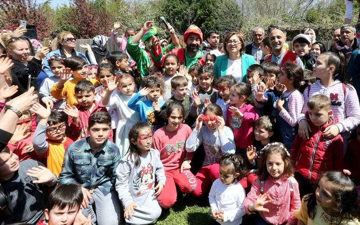 Gaziantep'te baharın gelişi coşkuyla kutlandı