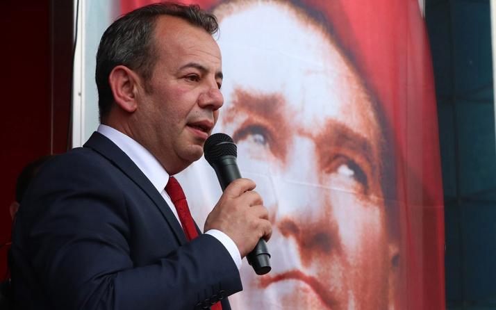 AK Parti, Bolu Belediye Başkanı Tanju Özcan'a ateş püskürdü!