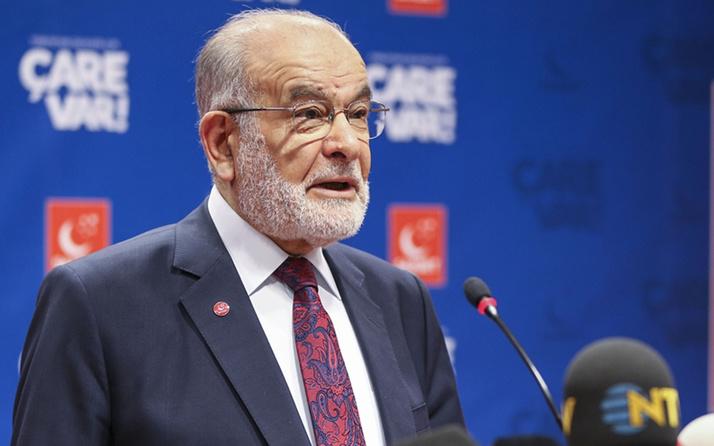 Temel Karamollaoğlu'nun Çamlıca camisi eleştirisine AK Parti'den tepki
