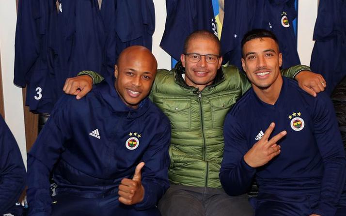 Alex de Souza Galatasaray derbisi öncesi yine Aykut Kocaman'a dokundurdu