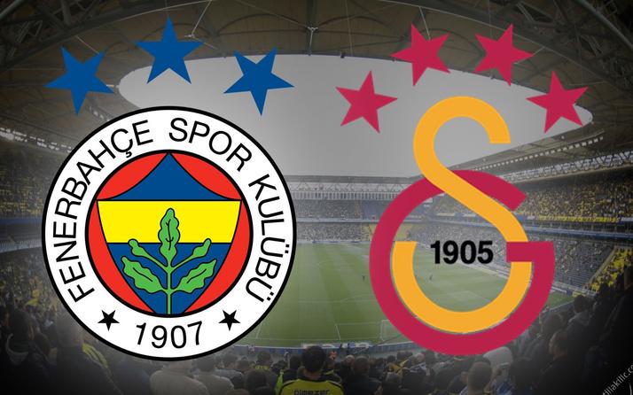 Fenerbahçe Galatasaray 389. kez karşı karşıya! İşte galibiyete yakın olan takım
