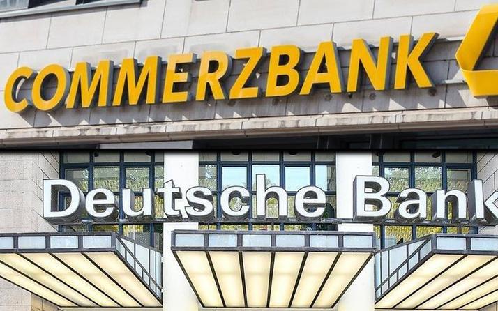 Almanya'da dev bankaların birleşmesine çalışanlardan tepki