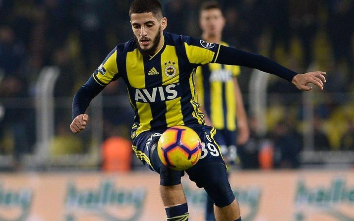 Yassine Benzia'ya Olympiakos kancası
