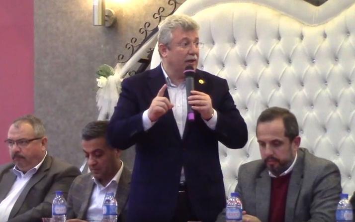AK Partili Akbaşoğlu: Sözlerim çarpıtıldı