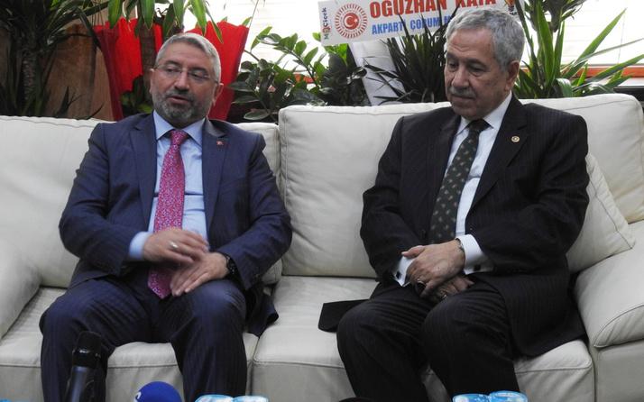 Bülent Arınç'tan İstanbul seçimleri sorusuna yanıt