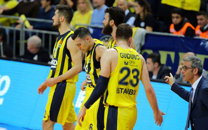 Fenerbahçe 18 maç sonra yıkıldı