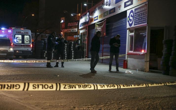 Başkentte silahlı kavga: 1 yaralı