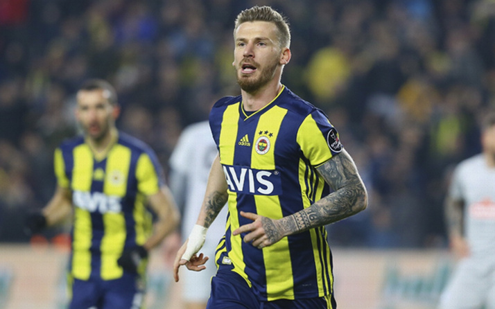 Fenerbahçe'de Serdar Aziz de Hatay'a götürülmedi