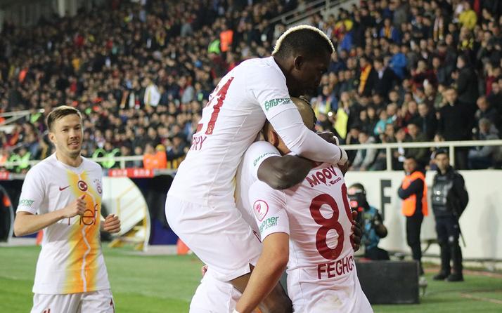 Yeni Malatyaspor Galatasaray Türkiye Kupası maçı golleri ve geniş özeti