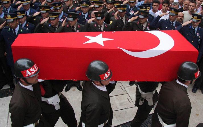 Hakkari'den kahreden haber; 3 askerimiz şehit oldu