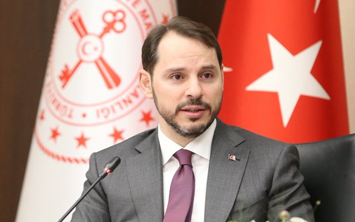 "Berat Albayrak'tan ""İstanbul'a finans merkezi"" müjdesi!"