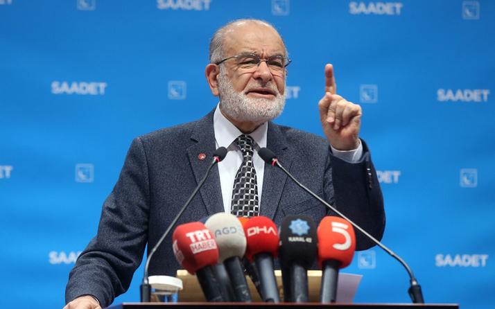 Karamollaoğlu'ndan TRT'ye Öcalan tepkisi: Benim amcaoğlum çıkarmıştır
