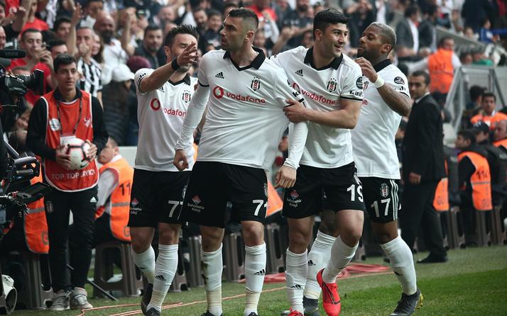 Beşiktaş Ankaragücü maçı golleri ve geniş özeti