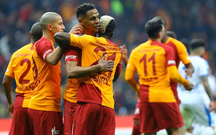 Galatasaray Fenerbahçe'nin rekorunu kırdı