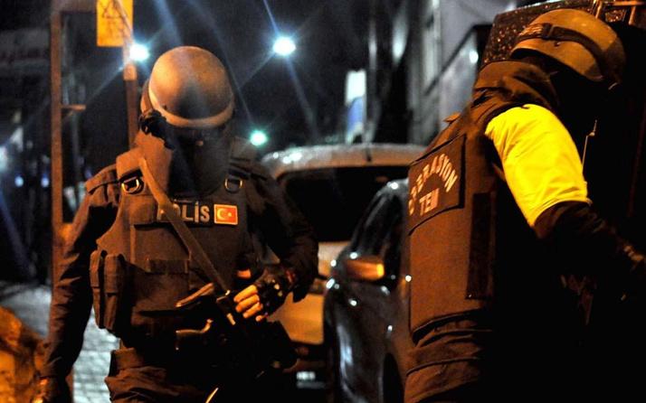 İstanbul'da şafak operasyonu! Torbacılar tek tek alındı