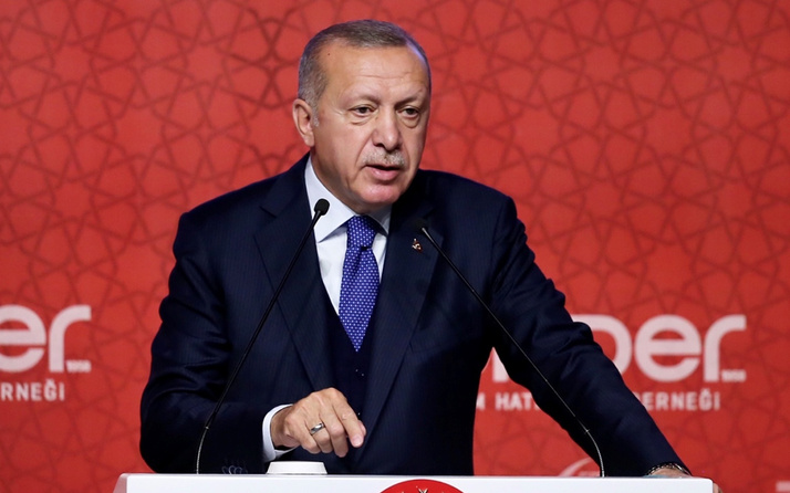 Erdoğan: Yargının vereceği karar İmamoğlu'nun önünü kesebilir