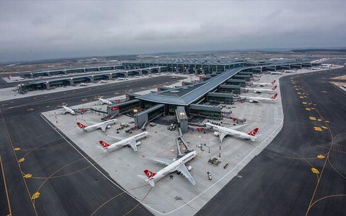 İstanbul Havalimanı'nda uçuş rekoru