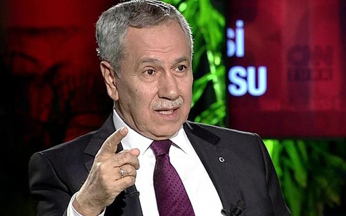 """Arınç, """"Kolları bir sıvarız ki"""" deyip AK Partili küskünlere mesaj verdi!"""