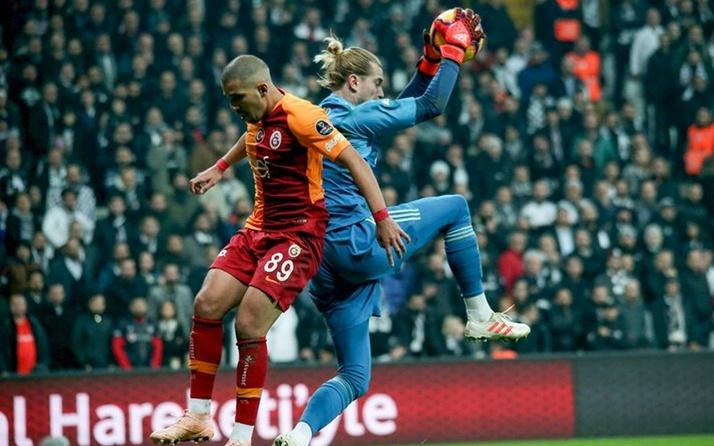 Galatasaray - Beşiktaş rekabetinde 345. randevu