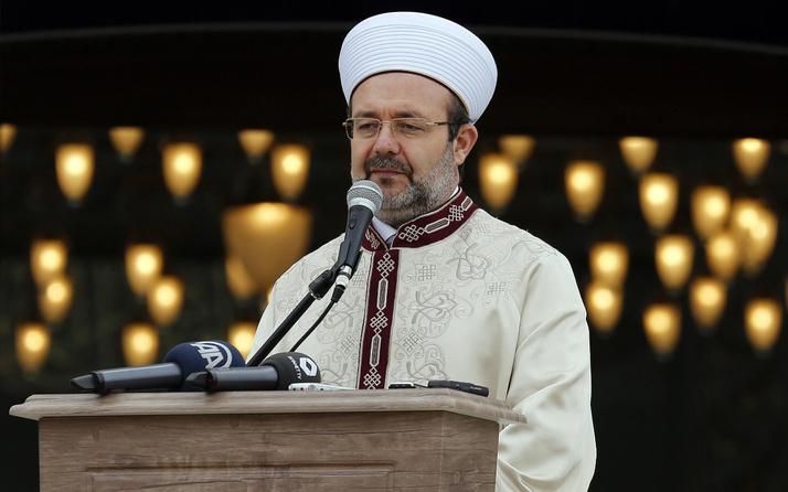 Mehmet Görmez Davutoğlu'nun kuracağı yeni partide yer alacak mı İşte cevabı