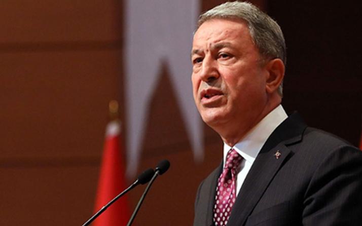 Milli Savunma Bakanı Hulusi Akar duyurdu! Biraz önce tamamlandı