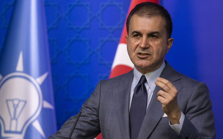 AK Parti Sözcüsü Ömer Çelik'ten açıklamalar