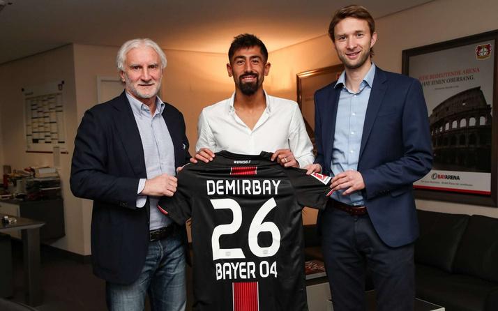 Kerem Demirbay'ın yeni takımı belli oldu