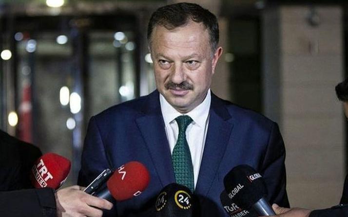 AK Parti YSK Temsilcisi Özel'den Ekrem İmamoğlu'na destek veren ünlülere sert sözler!