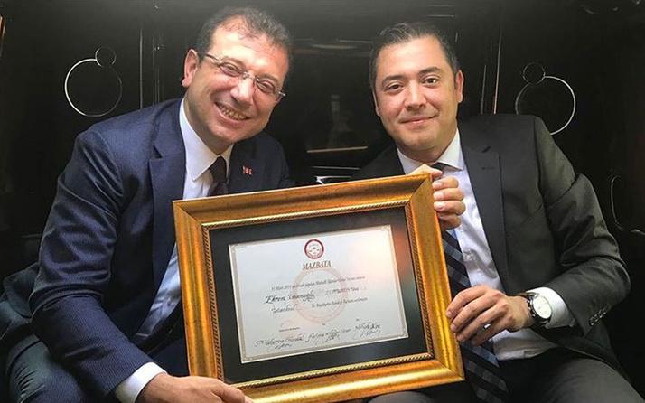 Ekrem İmamoğlu'nun danışmanı Murat Ongun kovuldu mu İBB'den olay açıklama