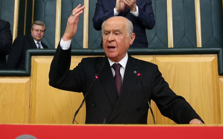 Devlet Bahçeli'den 15 il başkanına İstanbul seçimleri talimatı gerekirse...