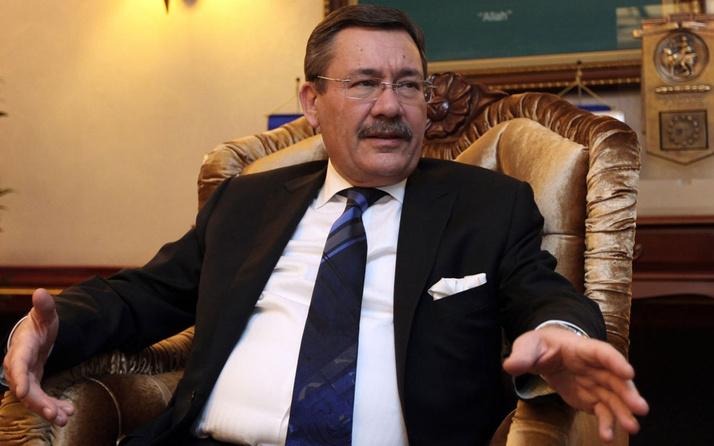 Gökçek'ten 500 zabıtayı sıraya dizdiği iddia edilen İmamoğlu'na gönderme