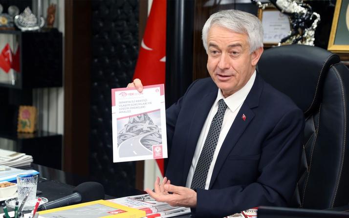 AK Partili Isparta Belediye Başkanı MHP'lileri sürüp işten attı