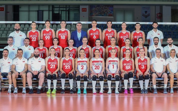 Filenin sultanları, Montreux Volley Masters Turnuvası'nda sahne alacak