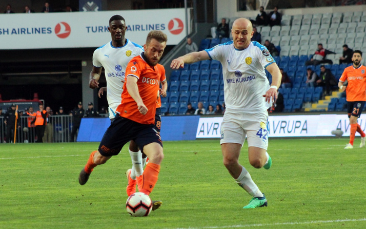 Başakşehir Ankaragücü maçı golleri ve geniş özeti