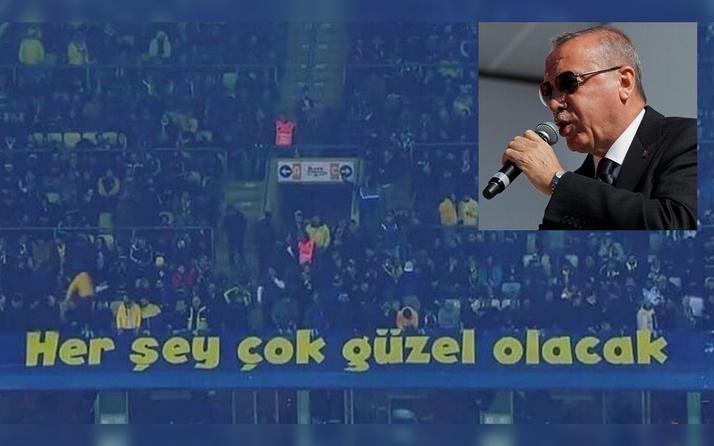 """Fenerbahçe'den """"Her şey çok güzel olacak"""" açıklaması"""