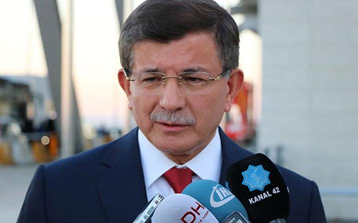 Ahmet Davutoğlu yeni partiyi Diyarbakır'da ilan edecek logo da belli