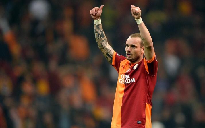 Wesley Sneijder, Türkiye'ye geliyor