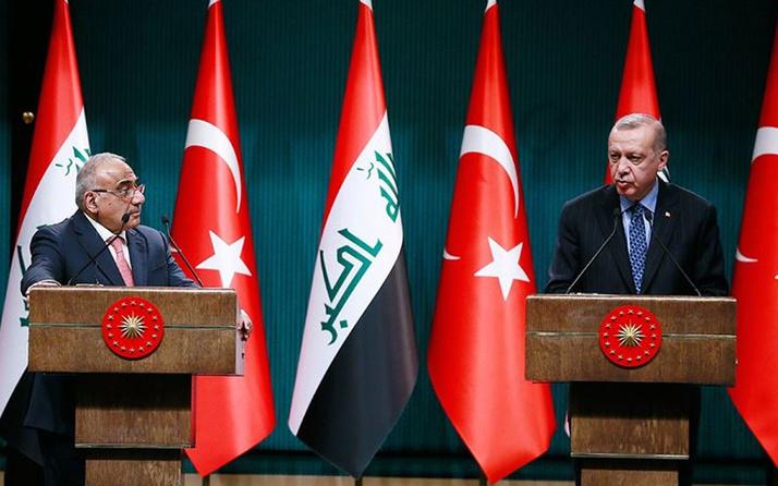 Erdoğan: Irak ile askeri iş birliği yapılmasına karar verdik