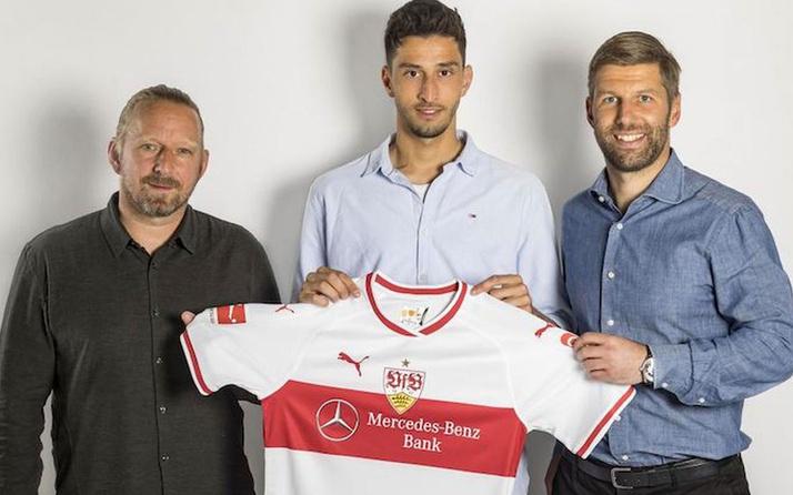 Ozan Kabak'ın takımına bir Türk daha