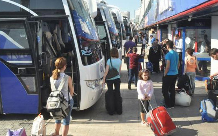 Ramazan Bayramı öncesi otobüs firmalarına ek sefer izni