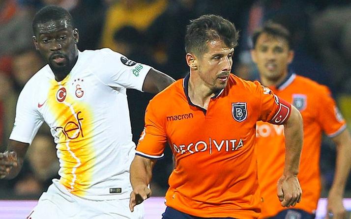 Galatasaray ile Medipol Başakşehir 42. randevuda