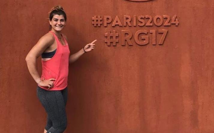 Roland Garros elemelerinde bir Türk!